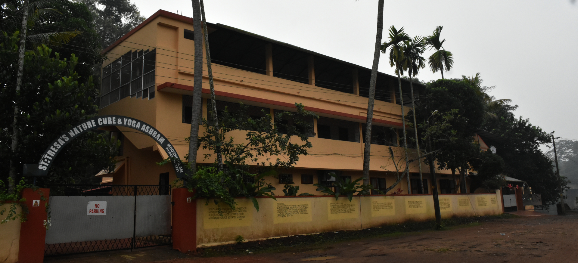 St.Tresa's Nature Cure and Yogashram, Moozhikulam
